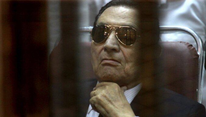 Hosni Mubaraks