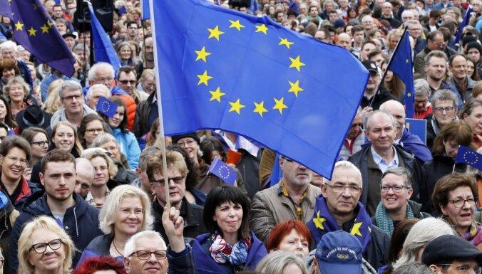 Эксперт: выборы в Европарламент не стали революцией