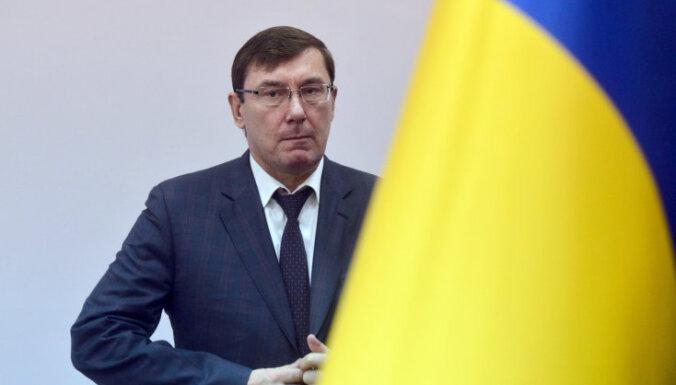 Ukrainas ģenerālprokurors atkāpjas pēc korupcijas apkarotājas nāves