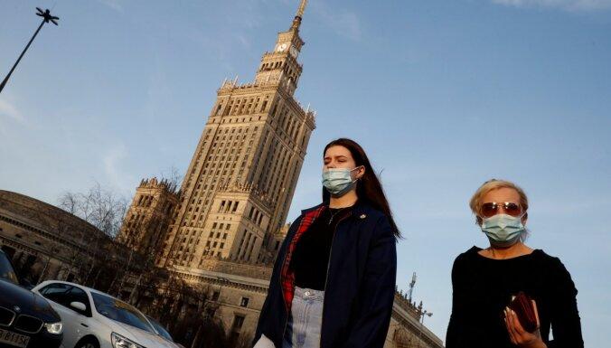 Polija ieviesīs daļēju karantīnas režīmu