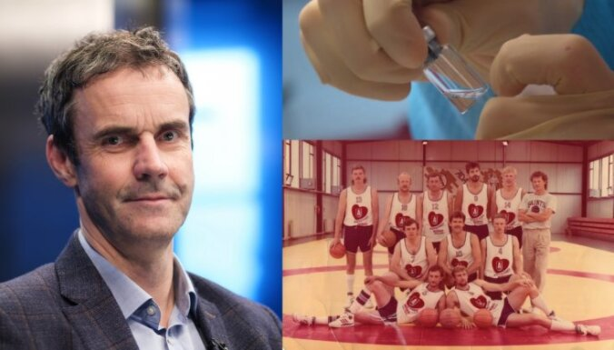 'Delfi plus': bandīti basketbolā, degvielas cenas un Uga Dumpis