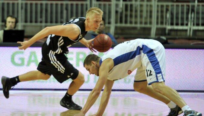 Мейерс и Мейерис приносят ВЭФу победу в Таллине (ВИДЕО)