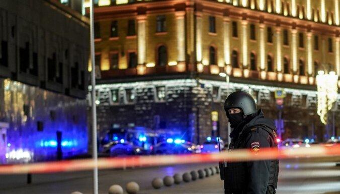 СМИ: Один из раненых на Лубянке мог пострадать от действий силовиков