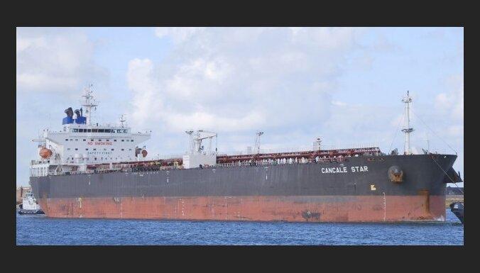 Капитан ограбленного Cancale Star — житель Латвии