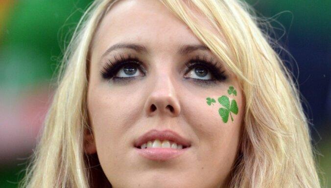 Лучшие на ЕВРО-2012 — ирландские фанаты