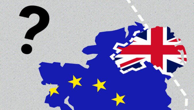Īrijas un Ziemeļīrijas robeža: 'Brexit' uzplēš senas rētas
