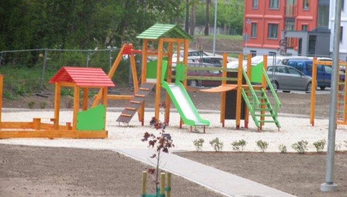 RNP предложит жильцам восстановить детские площадки за счет накоплений дома