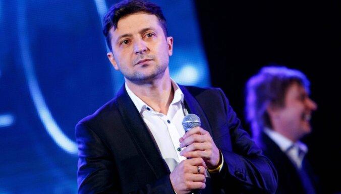 Кандидат в президенты Украины Зеленский обещает не притеснять русский язык