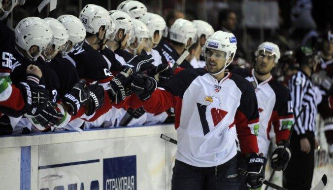 Krievijas mediji: 'Slovan' nākamajā sezonā KHL nespēlēs