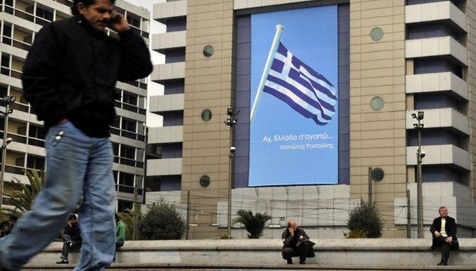 Grieķija sāk izšķirošās sarunas ar starptautiskajiem aizdevējiem