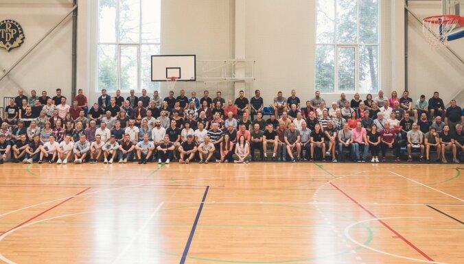 Jaunatnes basketbola līgas treneri sāk apmācības Starptautiskajā Basketbola universitātē