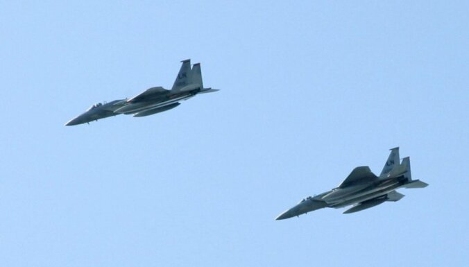 Пилоты ВВС Ливии попросили убежища на Мальте