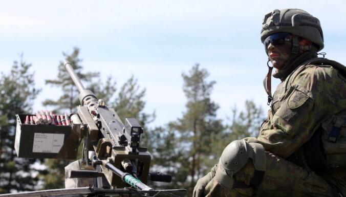 Упор лежа. Как выглядит служба по призыву в современной литовской и эстонской армии