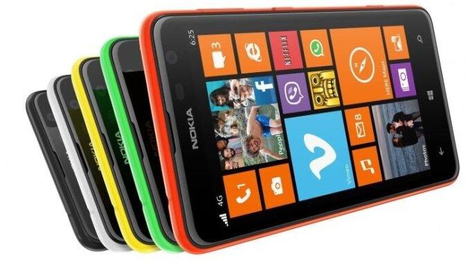 Продажи смартфонов Nokia резко увеличились