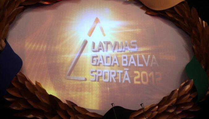 Лучшими спортсменами Латвии в 2012 году названы Штромбергс и Радевича