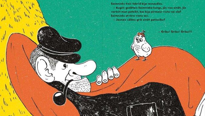 Izdota poļu autora Pšemislava Vehteroviča bilžu grāmata 'Vista vai ola?'