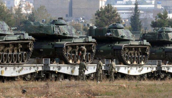 Irāka izsauc Turcijas vēstnieku saistībā ar sauszemes spēku izvietošanu netālu no Mosulas