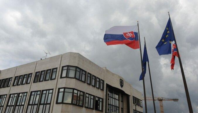 EP vēlēšanas: Slovākijā pie urnām dosies vien 15% vēlētāju, liecina provizoriskās aptaujas