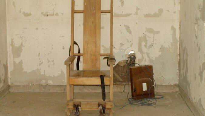 elektriskais krēsls