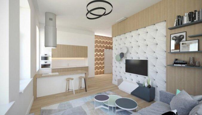 ФОТО. На месте Литовской киностудии появятся престижные апартаменты