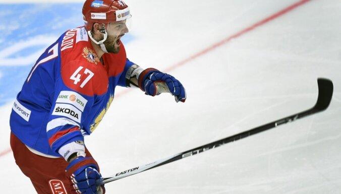 Radulovs atteicies palīdzēt Krievijas izlasei pasaules čempionātā