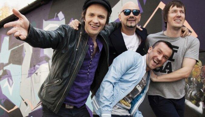 Prāta vētra записывает новый альбом в Берлине