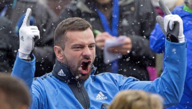 Мартин Дукурс — четырехкратный чемпион мира по скелетону и новый рекордсмен