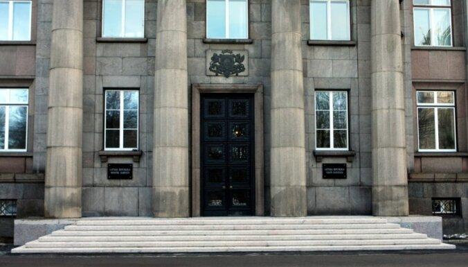 Konkursā 'izbrāķētie' nobremzē valdības ēkas izremontēto kāpņu atklāšanu