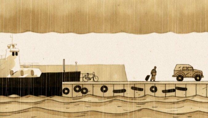 Esplanādē izrādīs Vladimira Ļeščova animācijas filmu programmu