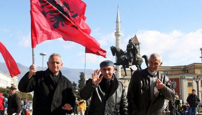 Косово и Македония отметили столетие независимости Албании