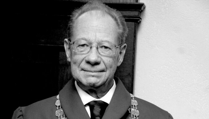 Atvadīšanās no profesora Kalvja Torgāna notiks 17. martā