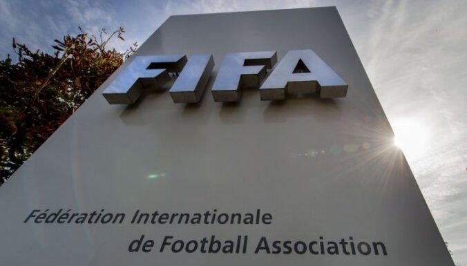 FIFA piemēro diskvalifikāciju totalizatoru skandālā iepītajiem Daugavpils 'Daugavas' pārstāvjiem