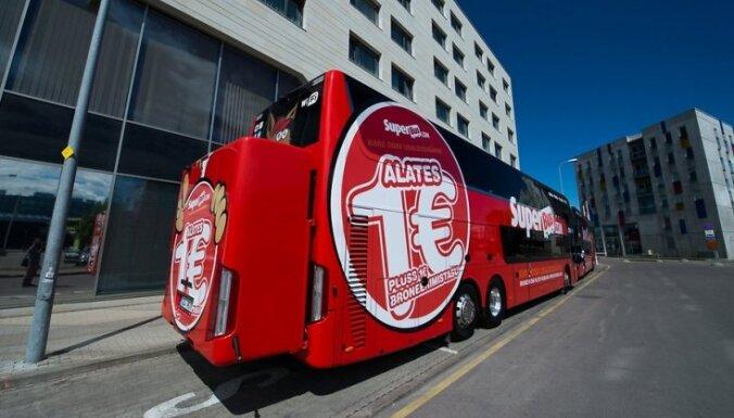Эстонская компания открыла автобусный маршрут Таллин-Рига