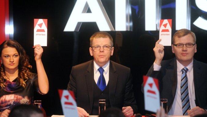 ФОТО: Репше снова ушел из большой политики