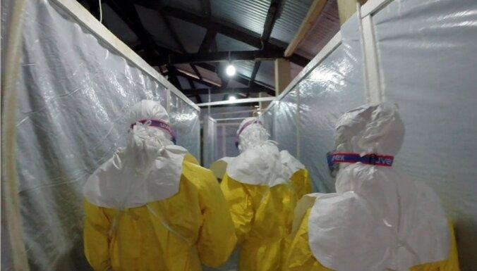 Ebolas vīrusa uzliesmojums: mediķi skandina trauksmes zvanus