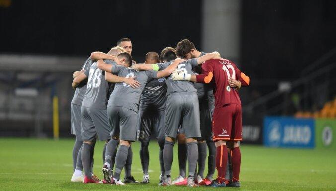 'Riga' futbolisti pēc uzvaras pār 'Liepāju' virslīgā atgūst sešu punktu pārsvaru pār RFS