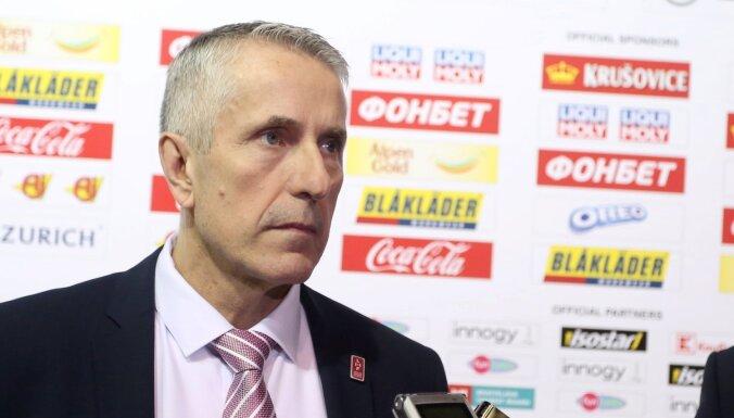 Hārtlijs: pasaules čempionātā parādījām īstu latviešu lepnumu