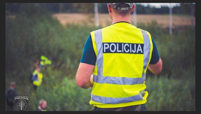 Полиция установила личность подозреваемого в преступлении