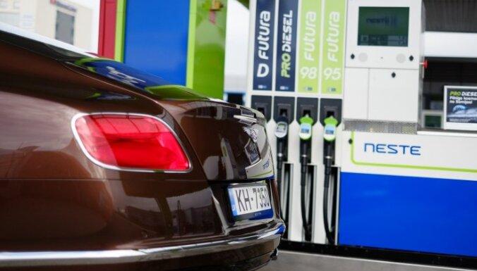 Neste начинает предлагать в Латвии AGRO Pro Diesel