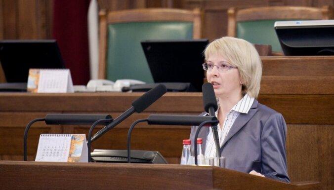 Mūrniece: LTV jaunās valdes izvēles procesā netika nodrošināts atklātības princips