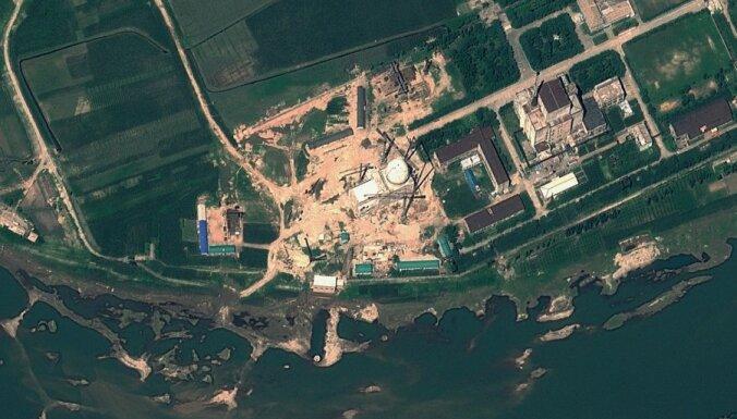 США подтвердили сведения об активизации работы ядерных объектов КНДР