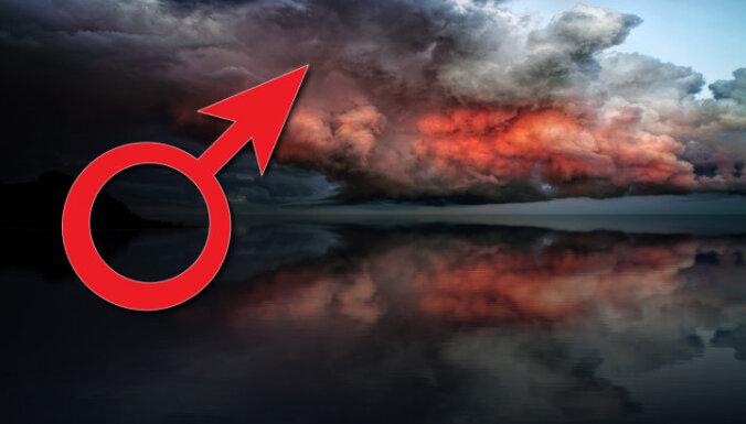 Marss Vēža zīmē – sākas laiks, kad darbiem nepieciešams emocionāls atbalsts