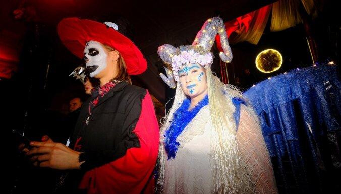 Izziņo 82. Mākslas akadēmijas karnevālu 'Utopija. Distopija'