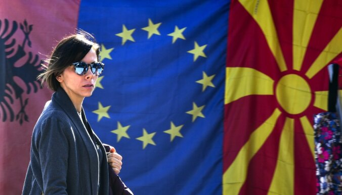 Ziemeļmaķedonija pārmet ES nepalīdzēšanu ar Covid-19 vakcīnām