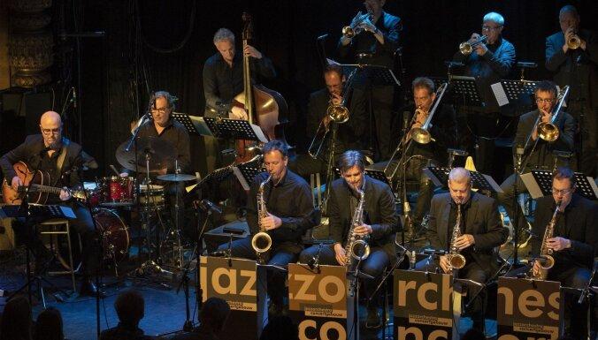 Concertgebow džeza avantūras un buramie vārdi