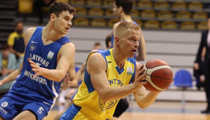 Mediss no BK 'Ventspils' atzīts par LIBL decembra labāko spēlētāju