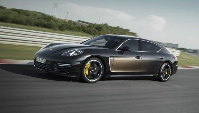 Visgreznākā 'Porsche Panamera' maksās 250 tūkstošus eiro