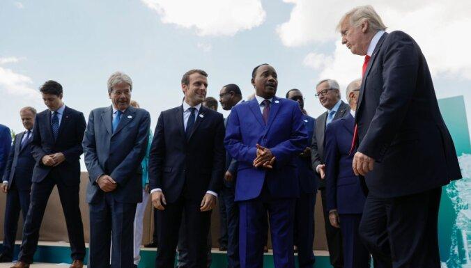 США считают, что саммит G7 можно провести очно