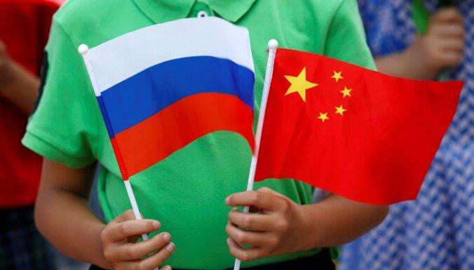 Ķīna un Krievija ievēlētas ANO Cilvēktiesību padomē