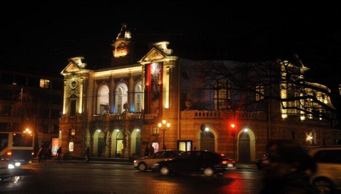 Nacionālajā teātrī top Teātra dienas uzvedums 'Ž-ž-Žurka klāt!'